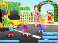 Παιχνίδι παιδιά που παίζουν στο πάρκο