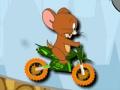 Παιχνίδι τομ και τζέρι mini bike σε